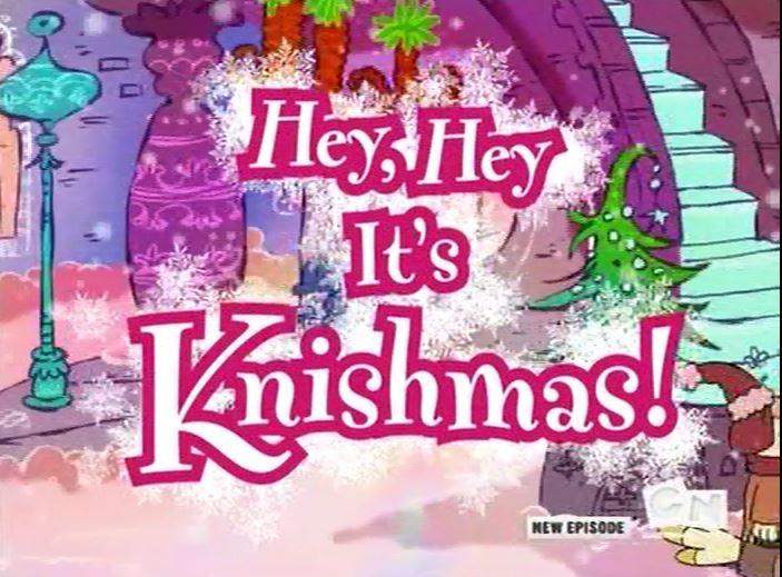 Chowder Christmas Special  Chowder Hey Hey It's Knishmas