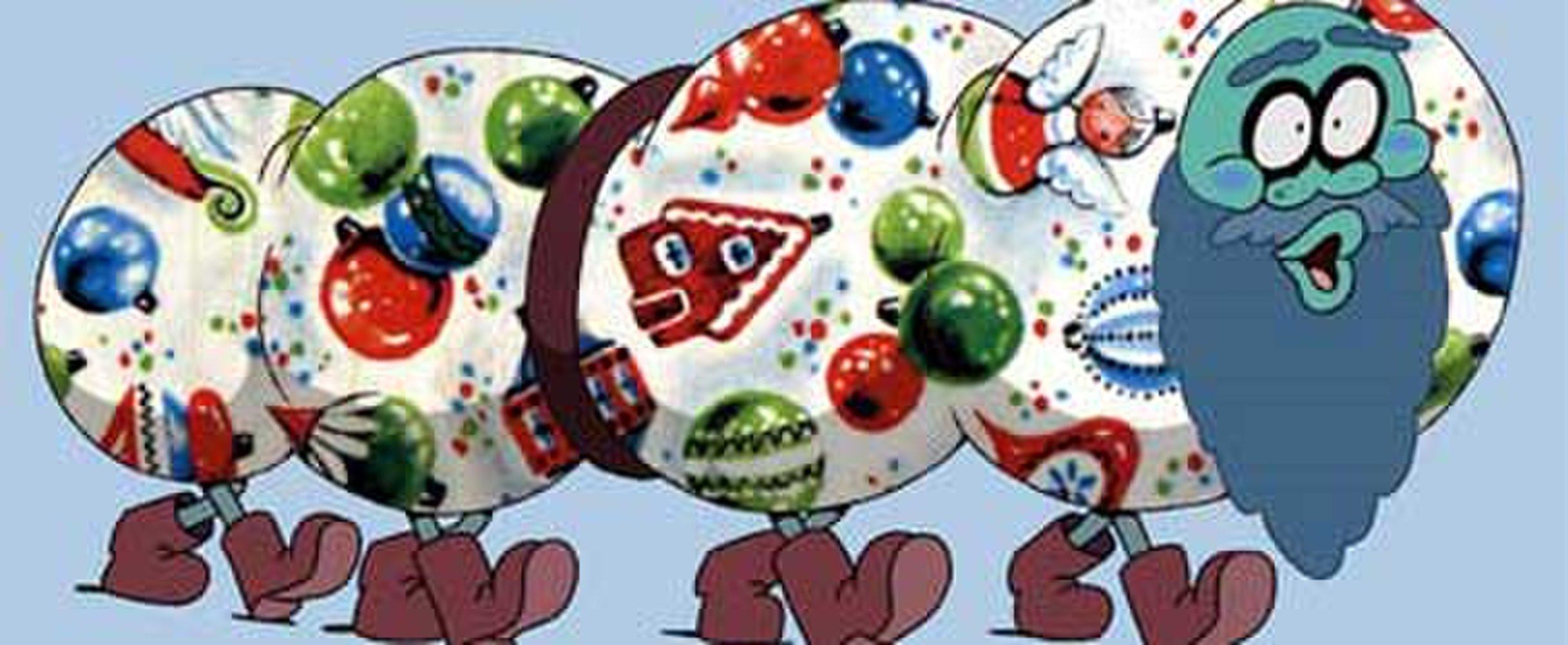 Chowder Christmas Special  Ani Shorts A Very Chowder Christmas