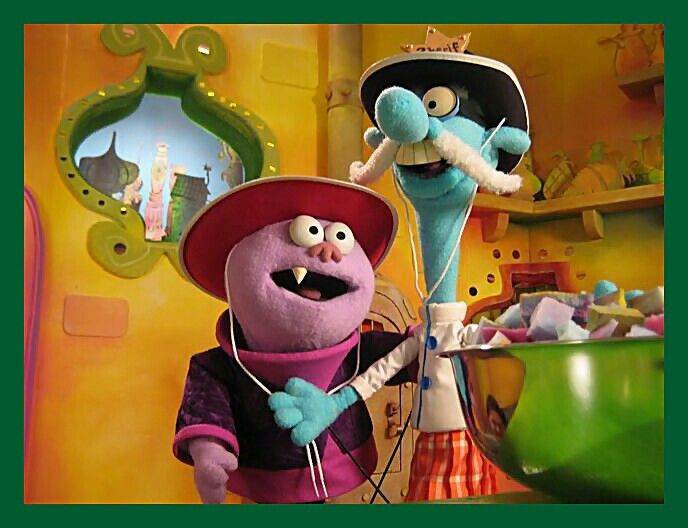 Chowder Christmas Special  17 Best images about Chowder on Pinterest