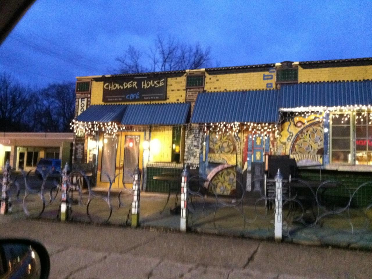 Chowder House Cuyahoga Falls  Independent Akron