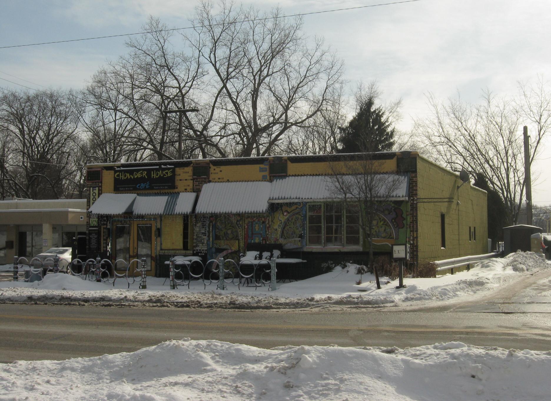 Chowder House Cuyahoga Falls  Page 3