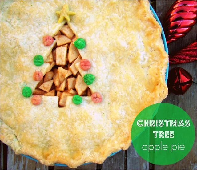 Christmas Apple Pie  Family Feedbag Christmas tree apple pie demo