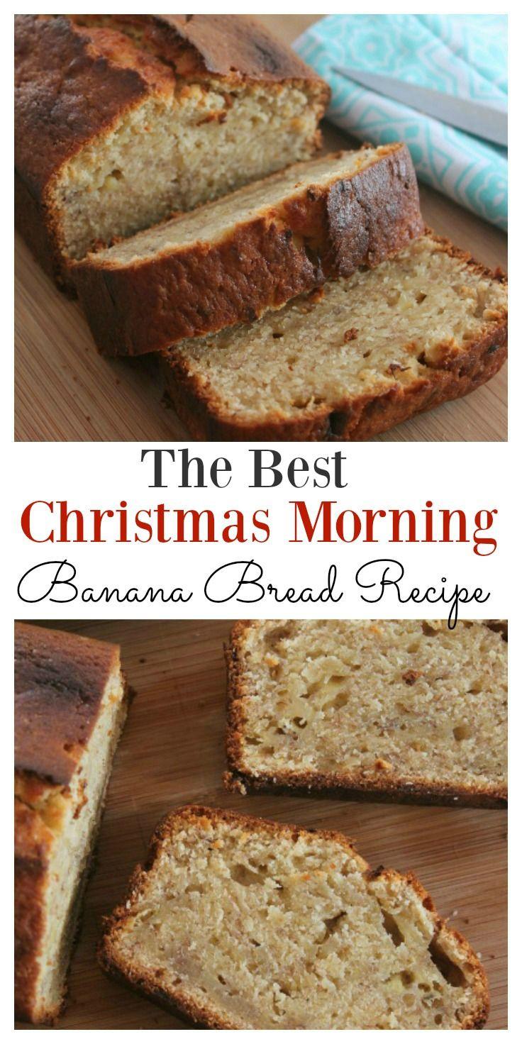 Christmas Banana Bread  Easy Banana Bread Recipe