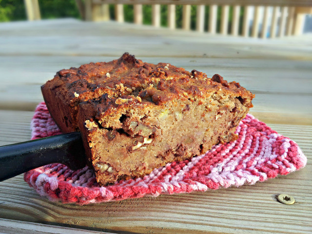 Christmas Banana Bread  Spill It 3 Banana Nut Bread and What to Make With Your