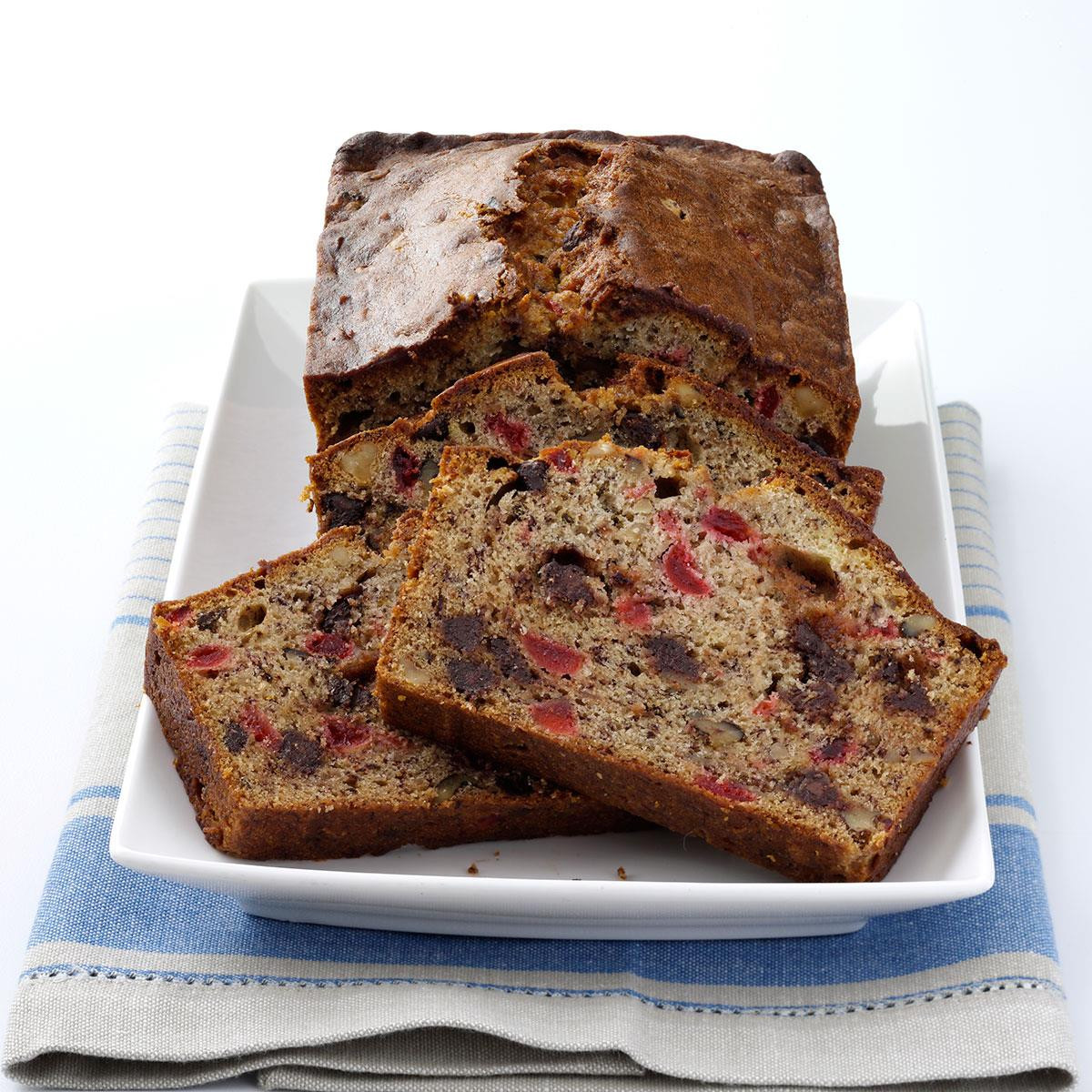 Christmas Bread Recipes  Christmas Banana Bread Recipe