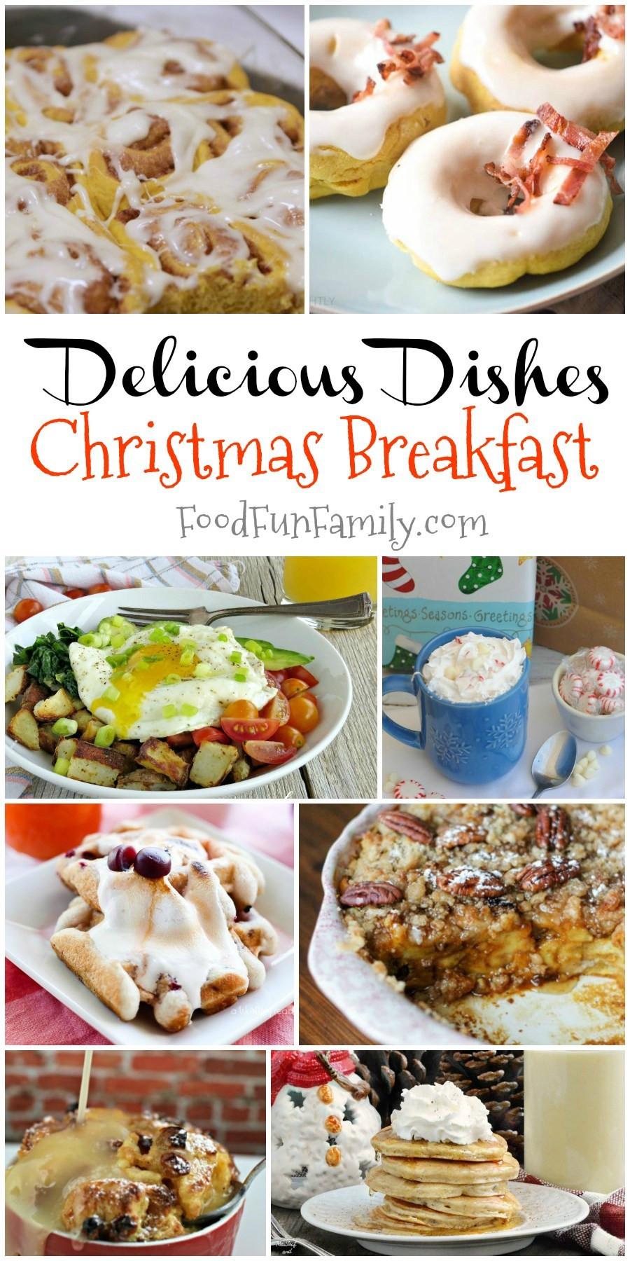 Christmas Breakfast Recipes  Christmas Breakfast Recipes – Delicious Dishes Recipe