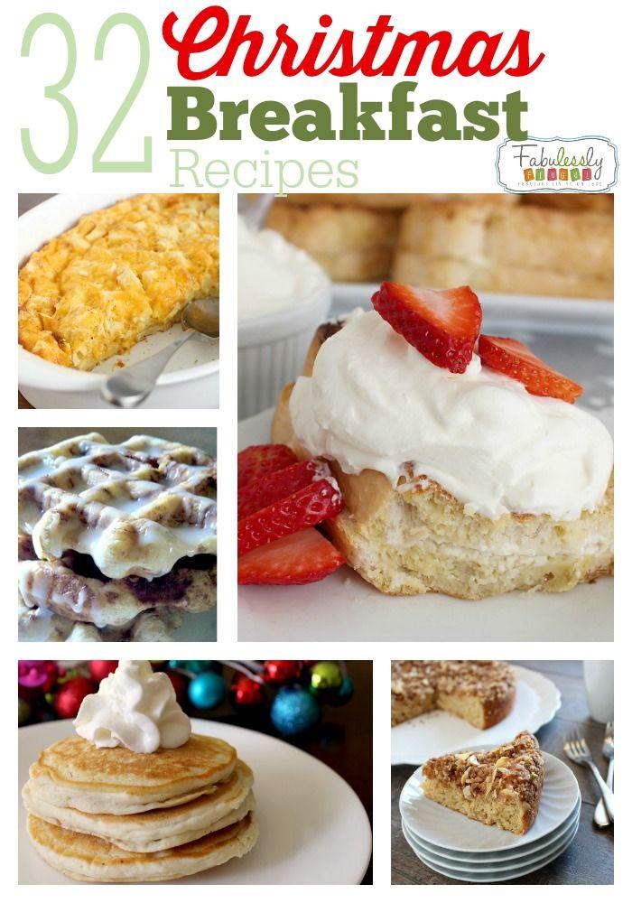 Christmas Breakfast Recipes  1000 ideas about Christmas Breakfast on Pinterest