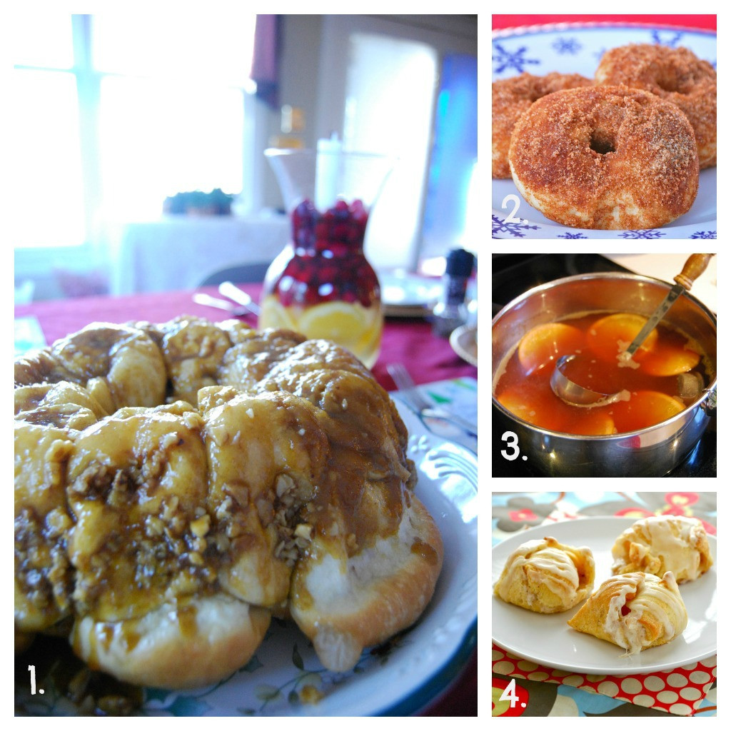 Christmas Breakfast Recipes  Favorite Christmas Brunch Recipes Macaroni and Cheesecake