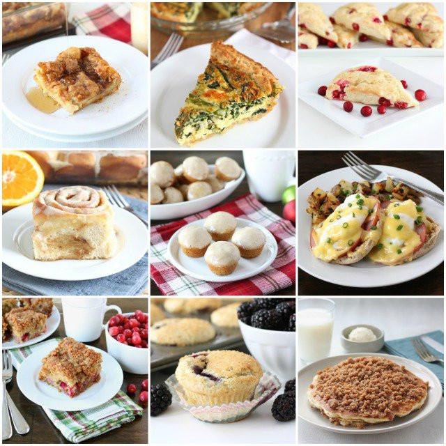 Christmas Breakfast Recipes  25 Christmas Brunch Recipes
