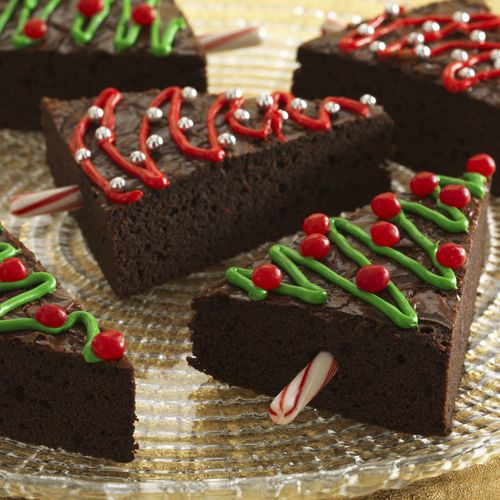 Christmas Brownies Ideas  1000 ideas about Christmas Brownies on Pinterest
