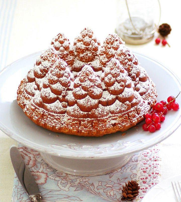 Christmas Bundt Cake  Christmas Bundt Cake Glühwein y Sorteo del último libro