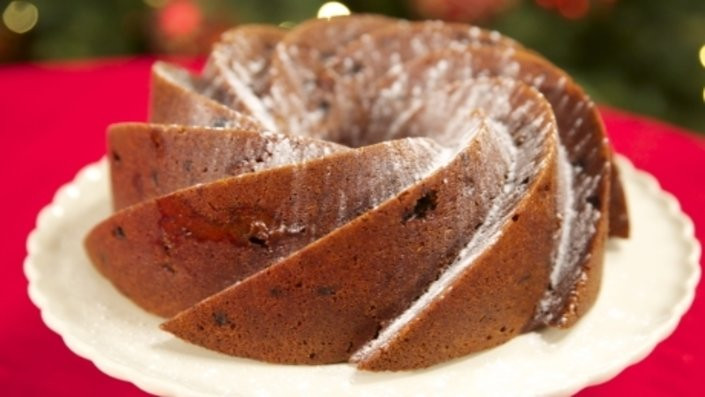 Christmas Bundt Cake  Christmas Bundt Cake Recipes