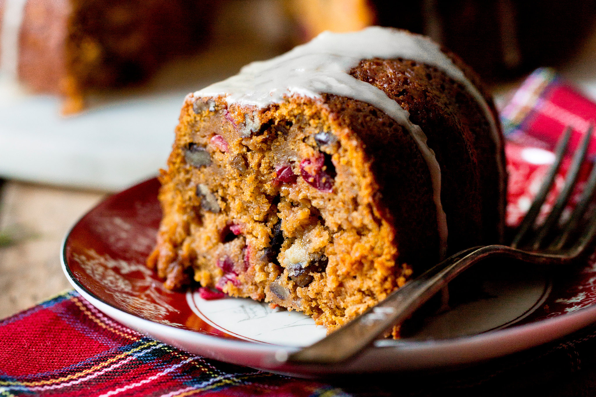 Christmas Bundt Cakes Recipes  All in e Holiday Bundt Cake Recipe NYT Cooking