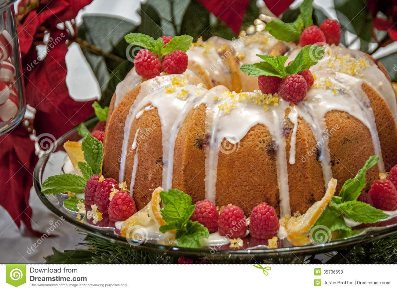 Christmas Bundt Cakes Recipes  Christmas bundt cake stock photo Image of christmas