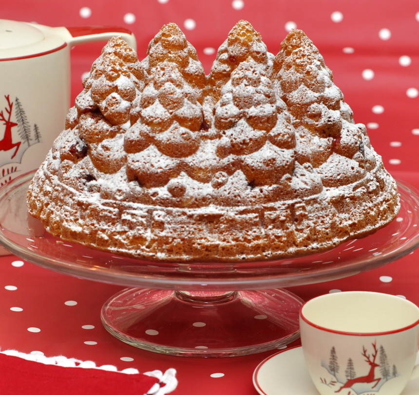 Christmas Bunt Cakes  Christmas Holiday Fir Tree Bundt Cake – from the sweet kitchen