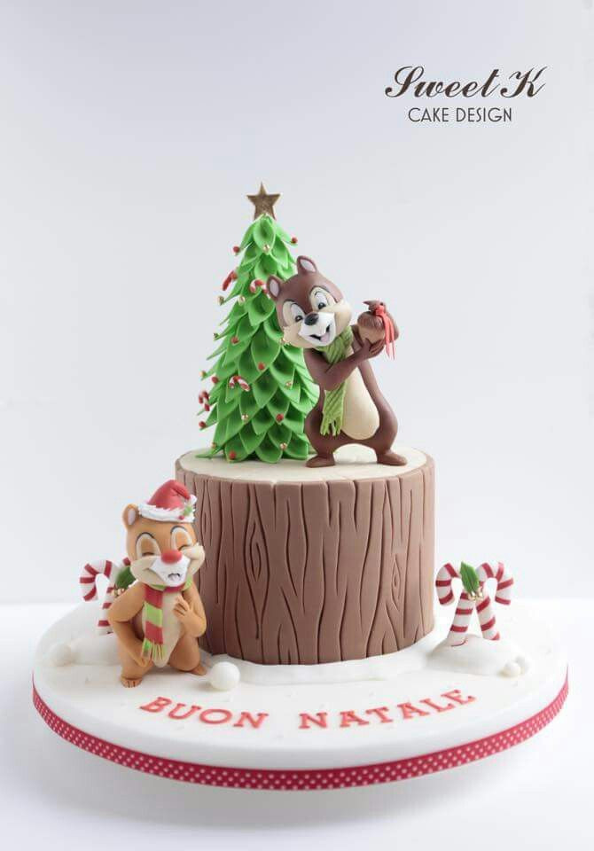 Christmas Cakes Pinterest  1000 images about Christmas Cakes on Pinterest