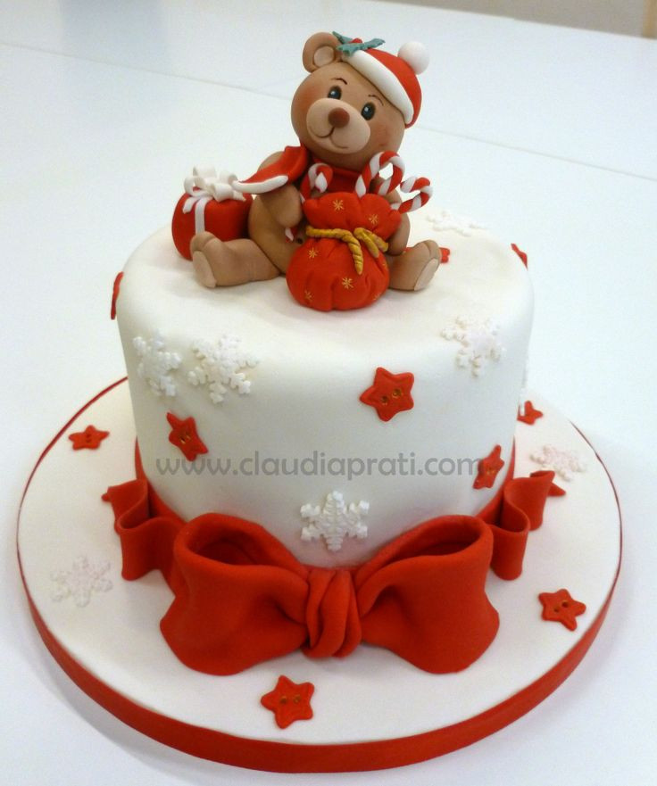 Christmas Cakes Pinterest  1666 best Christmas Cakes images on Pinterest