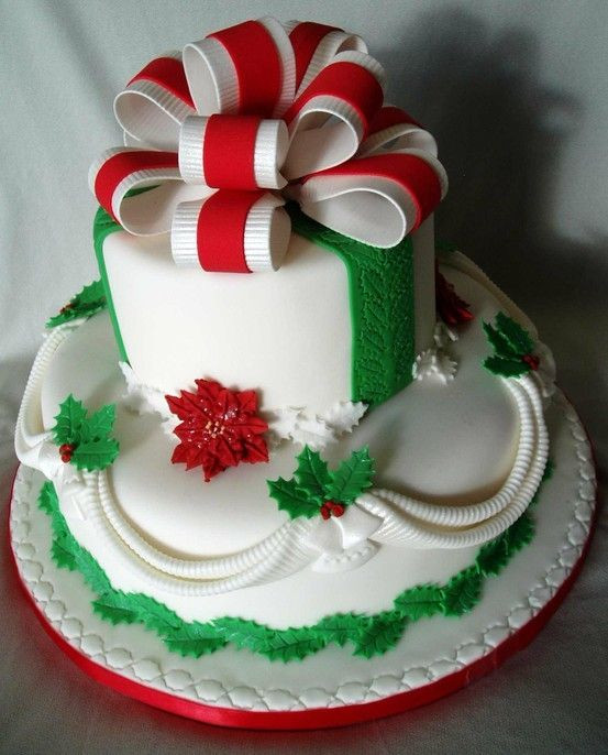 Christmas Cakes Pinterest  Best 25 Christmas cakes ideas on Pinterest