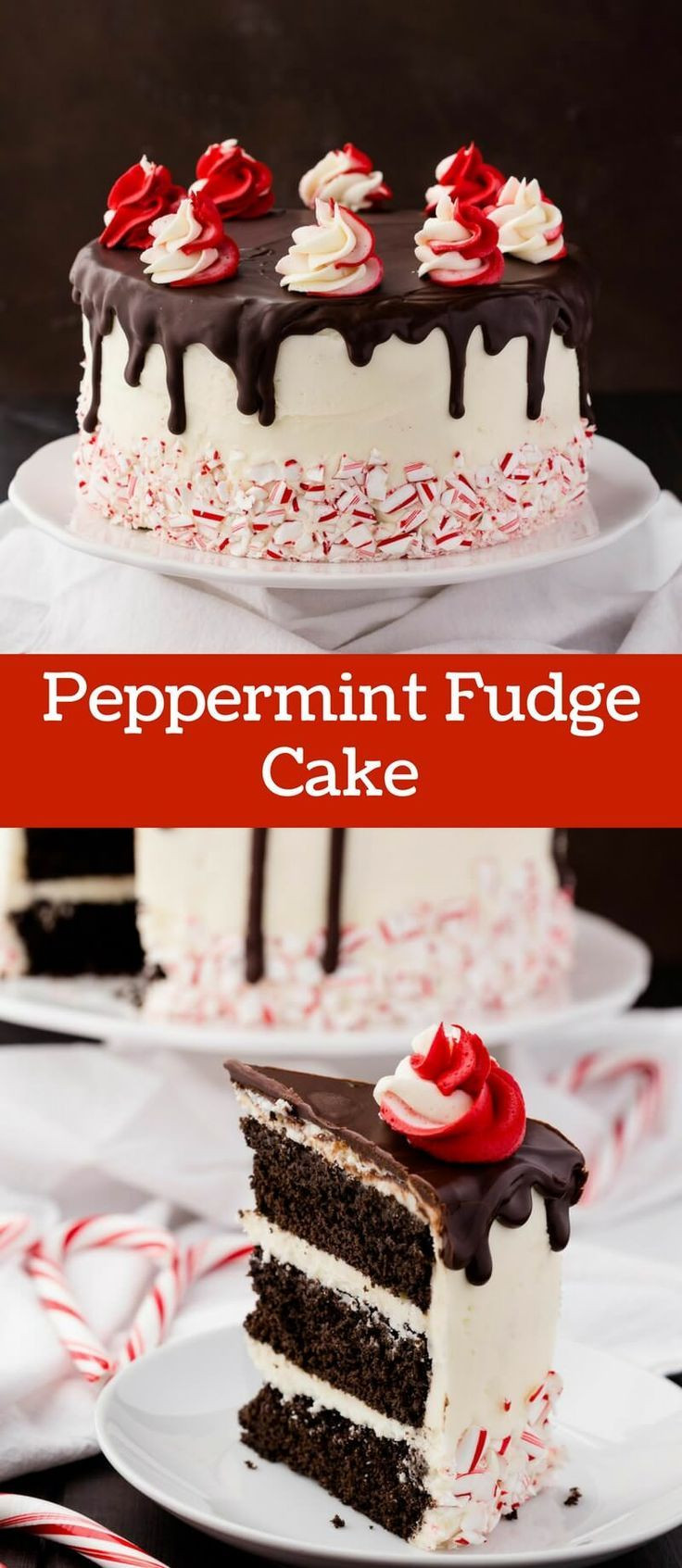 Christmas Cakes Pinterest  1000 ideas about Christmas Cakes on Pinterest