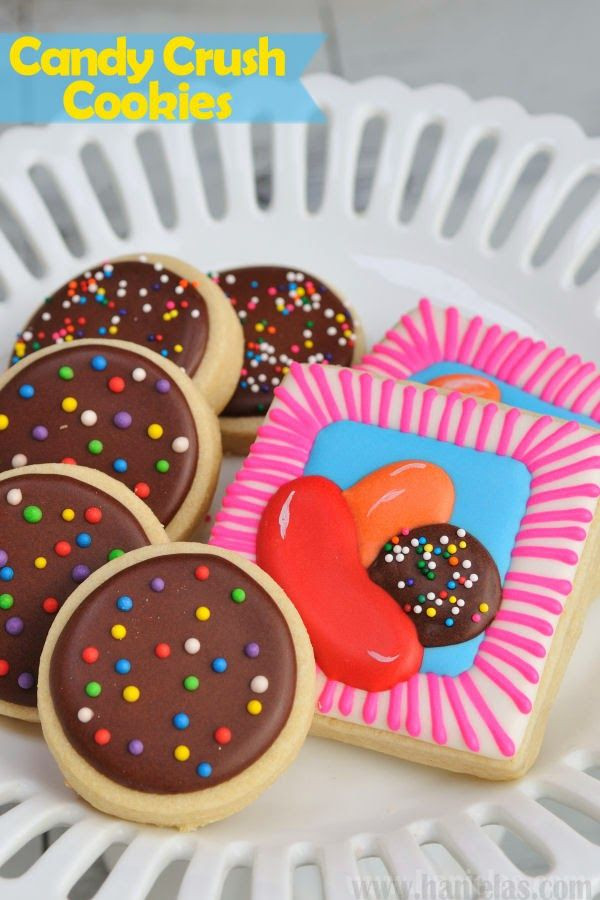 Christmas Candy Crush  386 best images about cookies on Pinterest