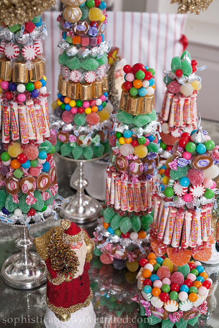 Christmas Candy Decorations  The Pink Pagoda Sophistication is Overrated in its Second