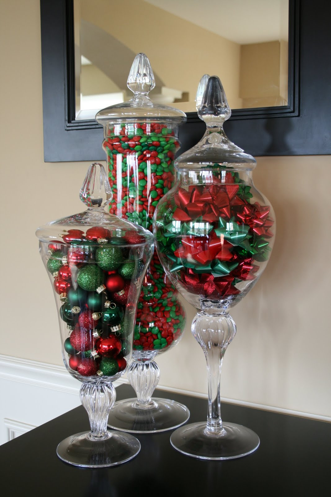 Christmas Candy Decorations  30 Cute & Creative Christmas Decorating Ideas