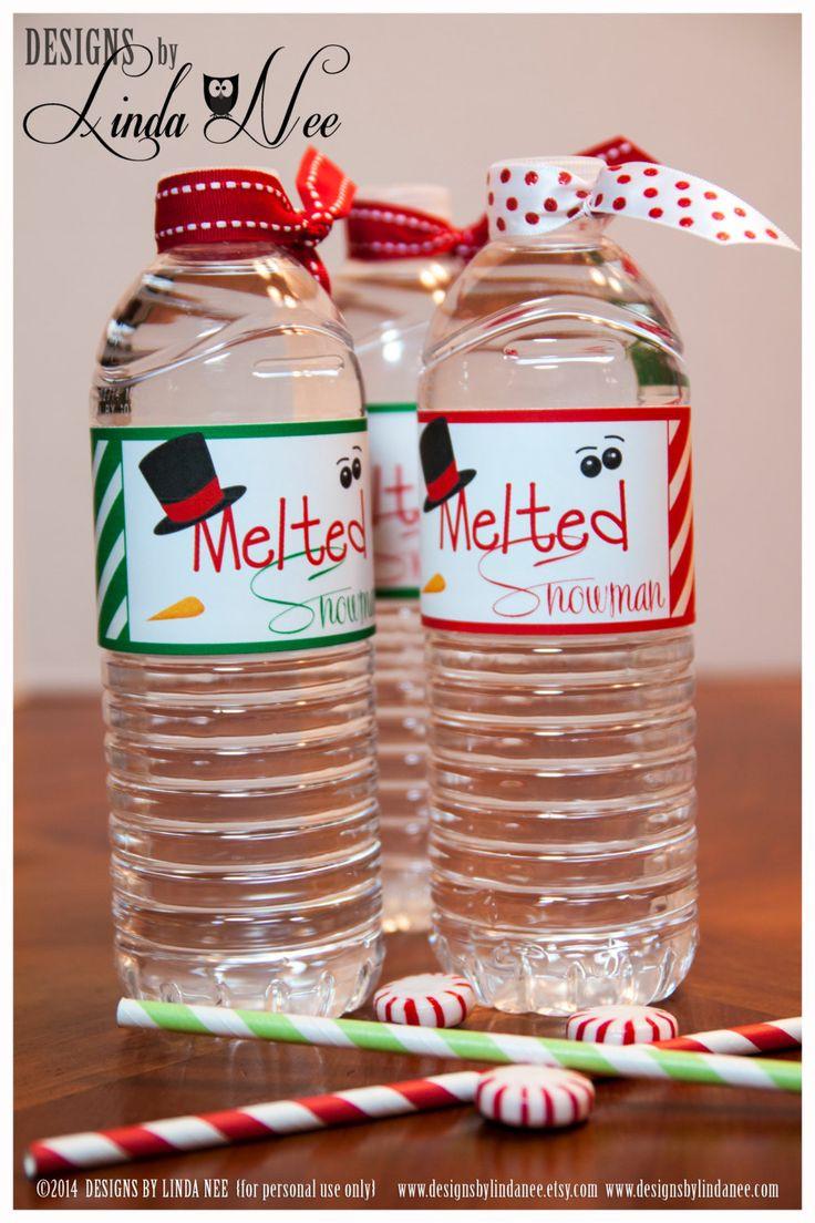Christmas Candy Favors  Best 25 Christmas favors ideas on Pinterest