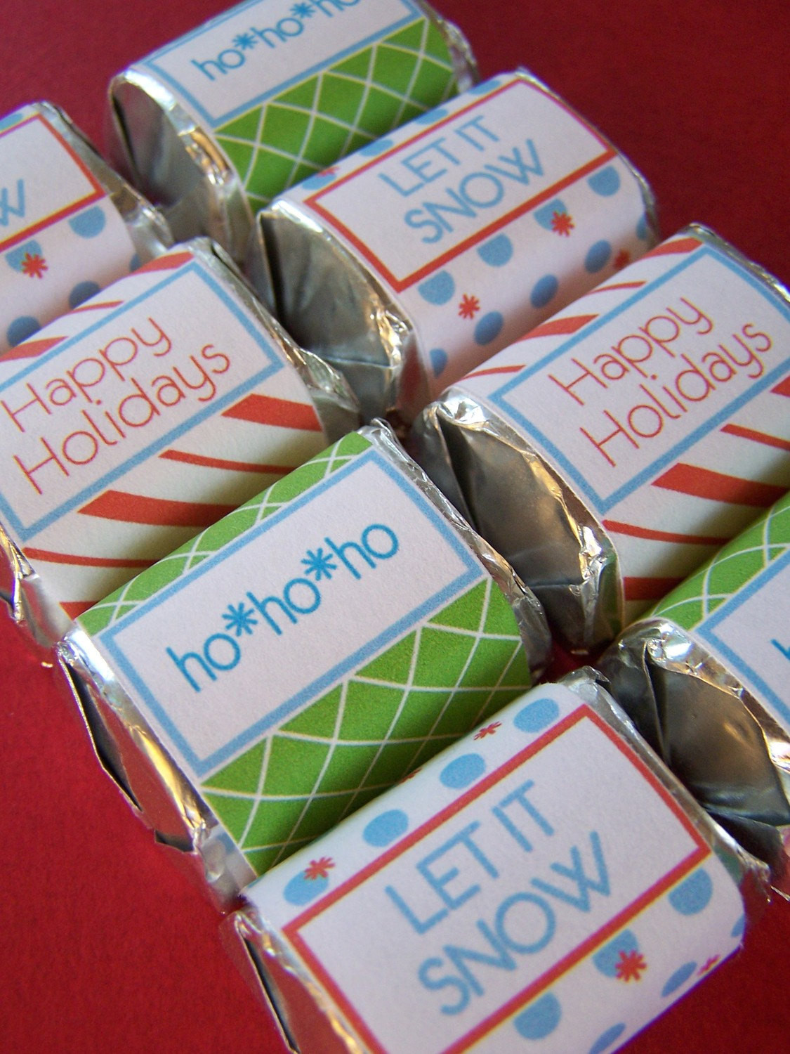 Christmas Candy Favors  Party Accessories Thanksgiving and Christmas favors