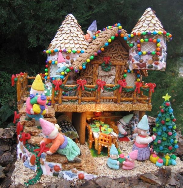 Christmas Candy House  1000 ideas about Candy House on Pinterest