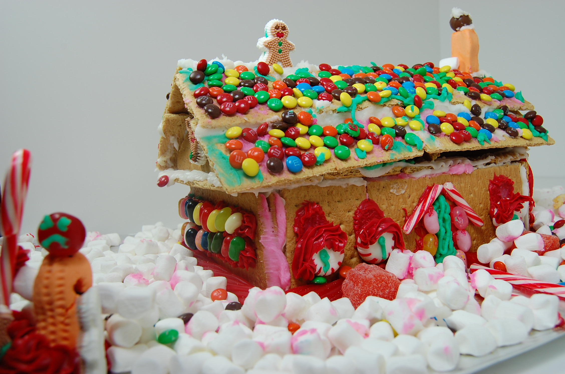 Christmas Candy House  Ugly Christmas Sweater Party & Vote for Your Favorite