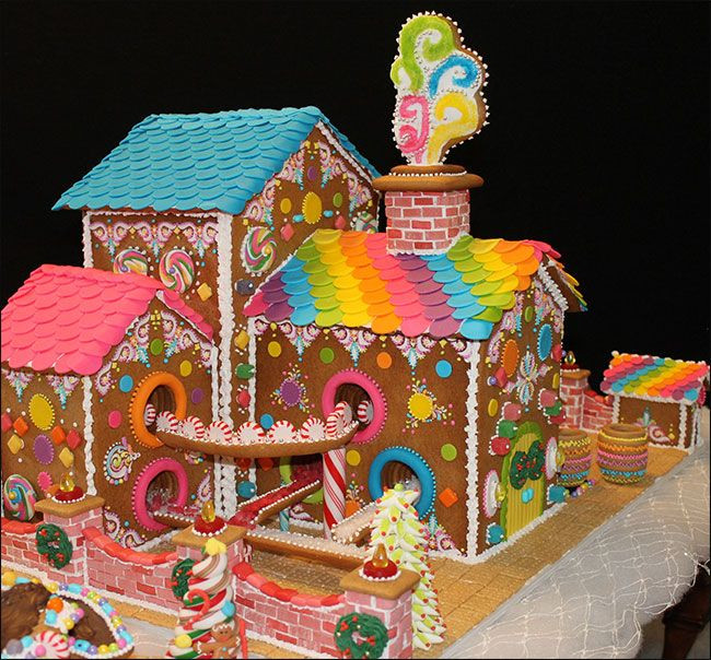 Christmas Candy House  25 best ideas about Candy house on Pinterest