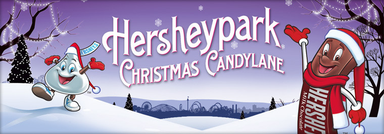 Christmas Candy Lane  2013 Hershey Park Discount bo Tickets InACents
