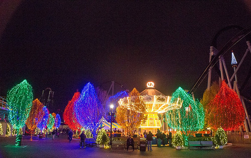 Christmas Candy Lane Hershey Park  Hersheypark