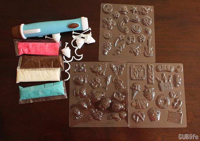 Christmas Candy Molds Walmart  Draw and Mold with Chocolate Pen GUBlife