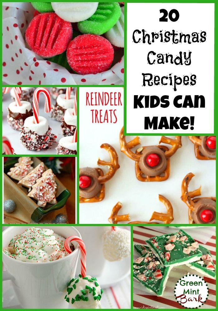 Christmas Candy Recipes Pinterest  25 best ideas about Christmas Candy Gifts on Pinterest