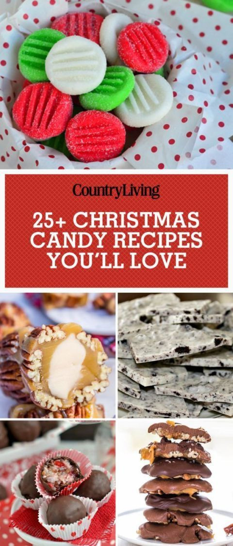 Christmas Candy Recipes Pinterest  Best 25 Easy christmas candy recipes ideas on Pinterest