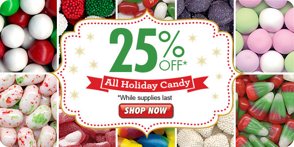 Christmas Candy Sales  Jelly Belly Christmas Candy Clearance SALE
