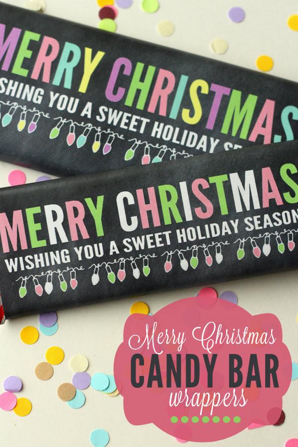 Christmas Candy Sayings  Christmas Cookie Jar Gift Idea