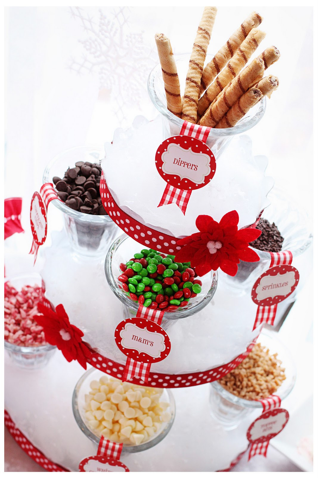 Christmas Chocolate Candy  Amanda s Parties To Go Hot Cocoa Bar Ideas