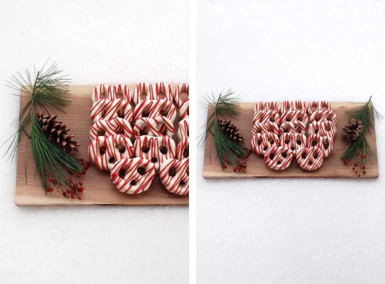 Christmas Chocolate Covered Pretzels  Chocolate Covered Pretzels Christmas Style The