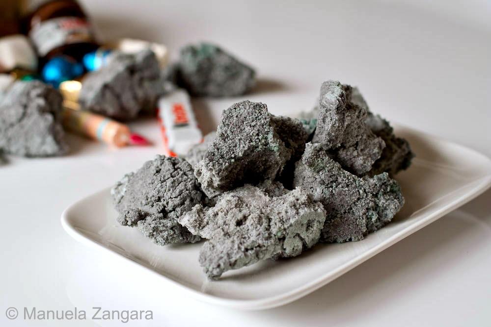Christmas Coal Candy  Make Candy That Looks Like Coal