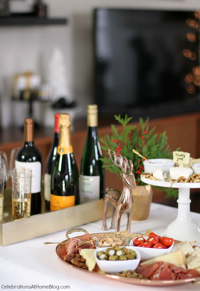 Christmas Cocktail Party Appetizers  Host an Easy Cocktail Party for the Holidays