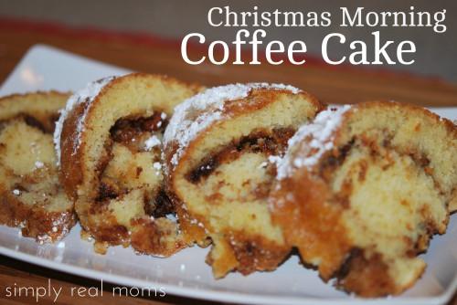 Christmas Coffee Cakes Recipes  25 Days of Holiday Treats Christmas Morning Coffee Cake