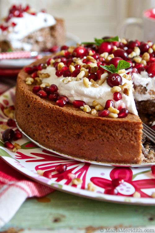 Christmas Coffee Cakes Recipes  107 best images about Let them eat cake on Pinterest