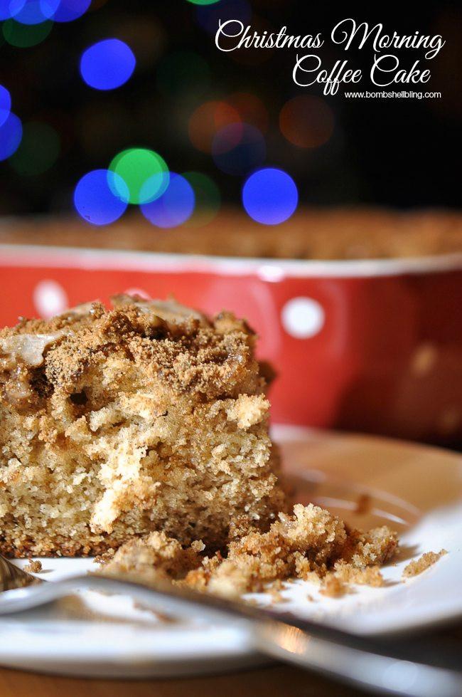 Christmas Coffee Cakes Recipes  Christmas Morning Coffee Cake
