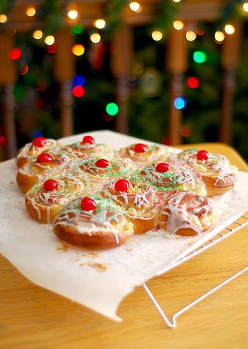 Christmas Coffee Cakes Recipes  delicious inspiration Christmas Tree Coffee Cake