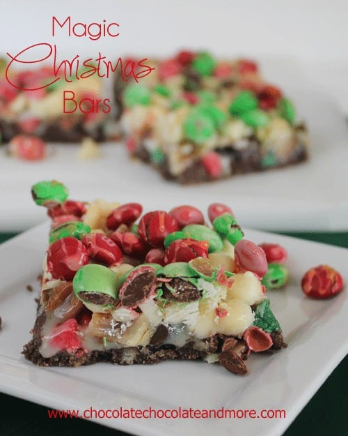 Christmas Cookies Bar  29 Easy Christmas Cookie Recipe Ideas & Easy Decorations