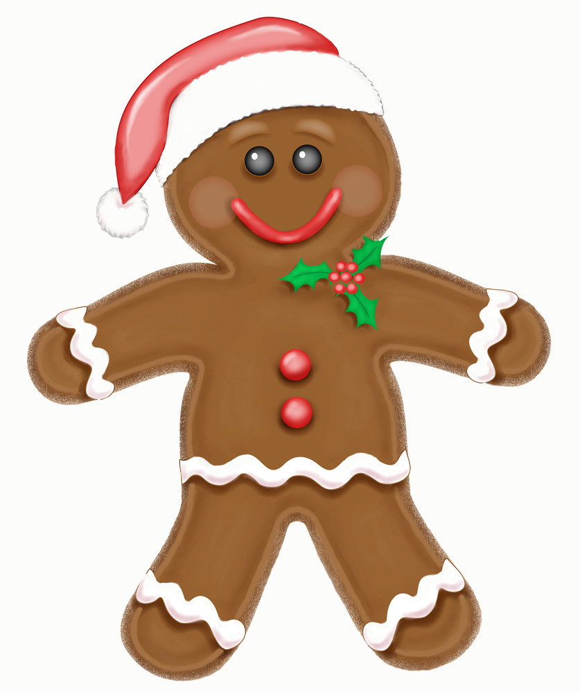 Christmas Cookies Clipart  Free Christmas Cookie Clip Art ClipArt Best