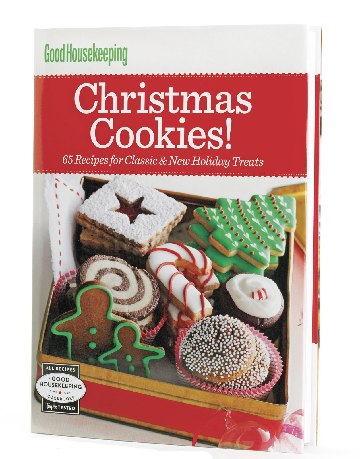 Christmas Cookies Cookbooks  A Little Loveliness Cookies Cookbooks & a Cause