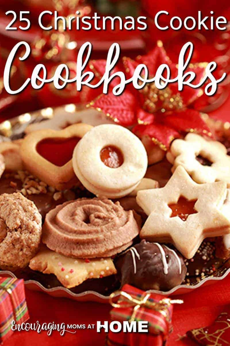 Christmas Cookies Cookbooks  25 Christmas Cookie Cookbooks you will LOVE